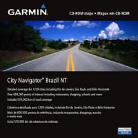 010-10759-00 - City Navigator Brasil NT em SD CARD
