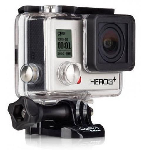 Câmera GoPro Hero 3+ Silver Edition - CHDHN-302