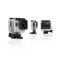 Câmera GoPro Hero 3 Silver Edition - CHDHN-301