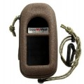 Capa Protetora Rígida e Resistente  para  Garmin GPSMAP 78 - GizzMoVest - Café