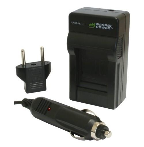 Carregador de Bateria GoPro Hero 3 - Parede e Automotivo