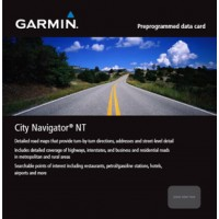 010-10680-50 - City Navigator Europe NT em SD CARD