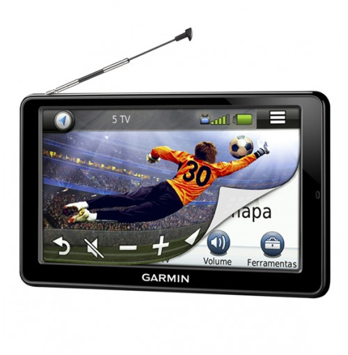 Garmin Nuvi 2795TV - Tela 7' com TV Digital