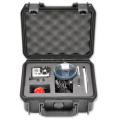 Hard Case Hermético p/ 1 Câmera GoPro Hero + Acessórios - iSeries