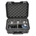 Hard Case Hermético p/ 3 Câmeras GoPro Hero + Acessórios - iSeries