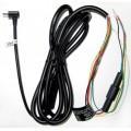 010-11131-00 - Cabo c/ fios nus (power data cable) linha Nuvi / Zumo / Montana (12 Vdc/USB)