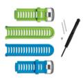 010-11251-23 - Pulseira de Reposição Forerunner 910XT (Azul e Verde)