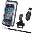 RAM-HOL-AQ7-2CU - Case a Prova D'Água Médio SmarthPhone c/ Clipe de Cinto / Clipe RAM / Cordão