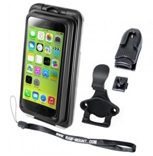 RAM-HOL-AQ7-2-I5CU - Case a Prova D'Água p/ iPhone 5