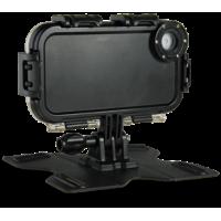 Suporte Hermético p/ iPhone 4/4S - (iClam)
