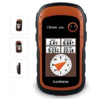010-00970-10 - GPS Garmin eTrex 20x - GPS Portátil