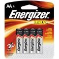 Pilha Energizer MAX - AA-4