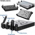 RAM-234-6 - Suporte Universal para Tablet